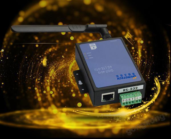 集智達智能GIOT-4010 帶VPN功能4G DTU