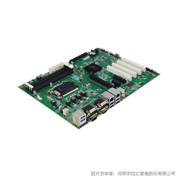 控匯智能eip EAMB-1521工業服務器臺式機工控機主板