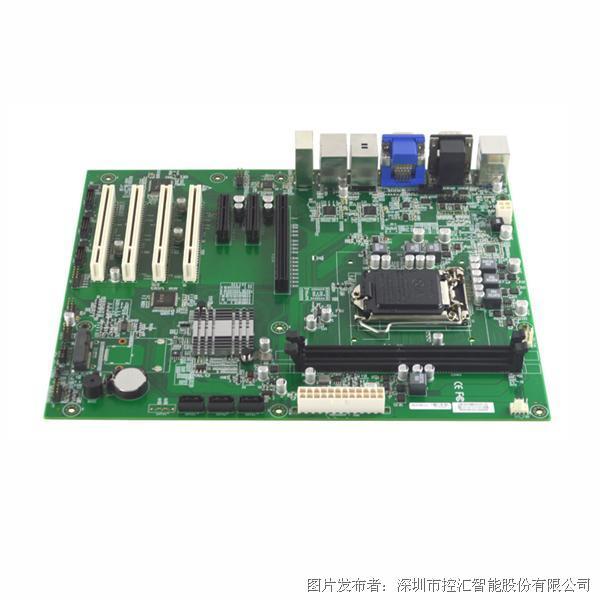 控汇智能eip EAMB-1580工业服务器台式机工控机主板