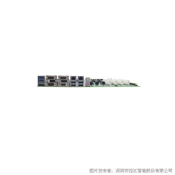 控匯智能eip KH-H81工業服務器台式機工控機主板
