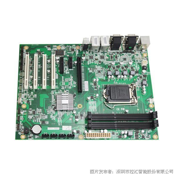 控匯智能eip EAMB-1521工業服務器台式機工控機主板
