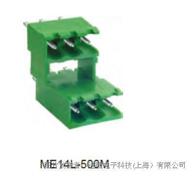 进联ME14L 外螺纹连接器,双层插头
