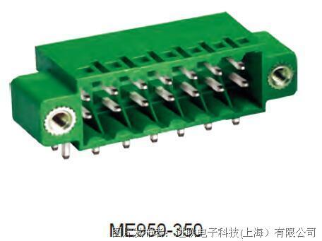 进联ME950带法兰的双层连接器