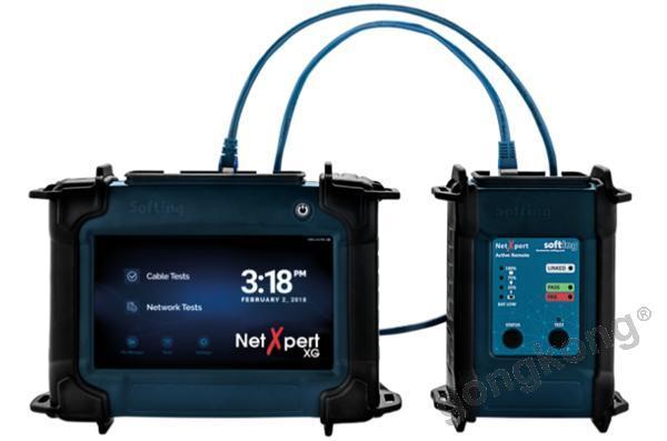 德国Softing NetXpert XG 线缆测试仪和有源网络管理器