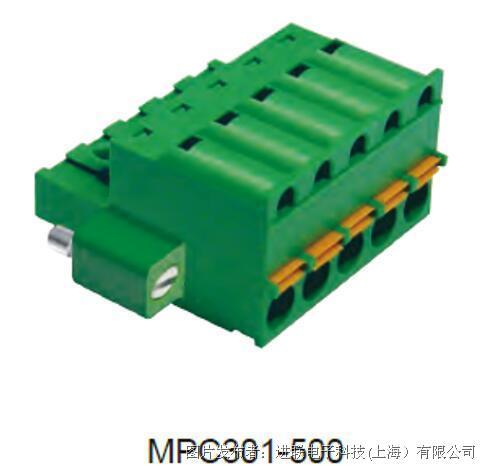 进联MPC301 PCB 连接器