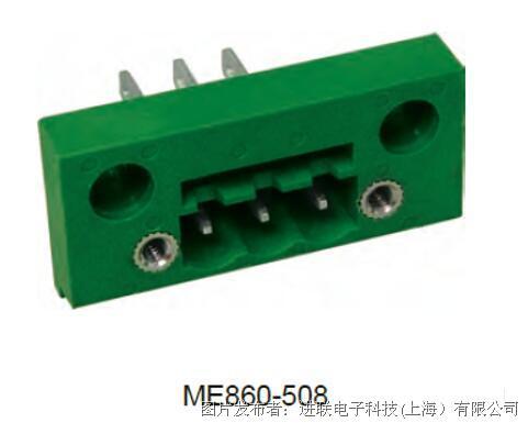 进联ME860头与滑动连接连接器