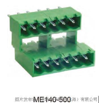 進聯ME140 外螺紋連接器,雙層插頭