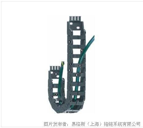 易格斯 E14系列拖链