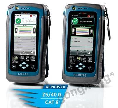 德国Softing WireXpert 4500-FA 线缆测试认证仪
