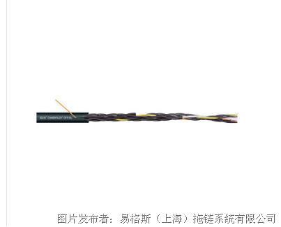 易格斯chainflex® 高柔性控制电缆CF9.UL
