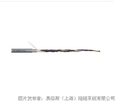 易格斯chainflex® 高柔性控制电缆CF78.UL
