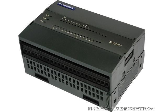 藍普鋒RPC系列RPC2107  24點模擬量CPU模塊
