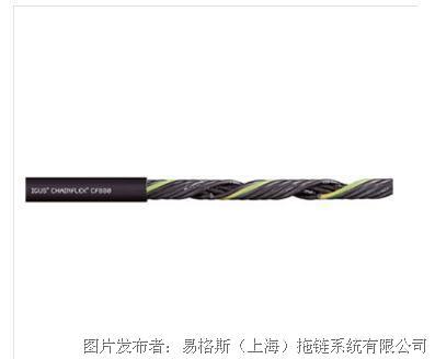 易格斯chainflex® CF880 高柔性控制電纜