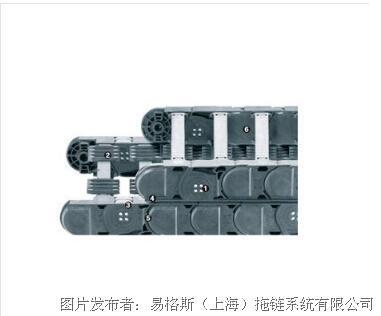 易格斯®P4.80系列拖鏈
