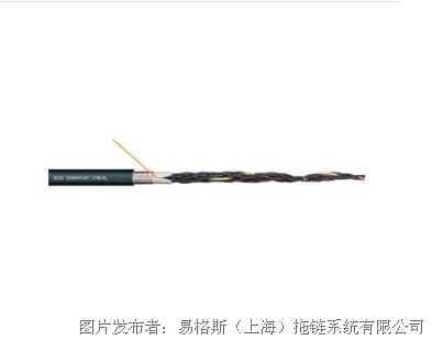 易格斯chainflex® 高柔性控制电缆CF10.UL