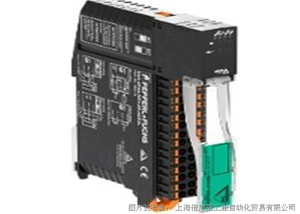 AS-Interface開關櫃模塊KE5  易于處理,並改進了管理能力