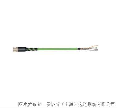 易格斯readycable® 反饋電纜CFBM7DF-CDAFxx-TPE 7.5 x d