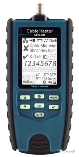 德国softing CableMaster 500 线缆测试仪和故障定位仪