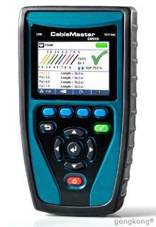 德国softing CableMaster 800 线缆测试仪和网络诊断工具