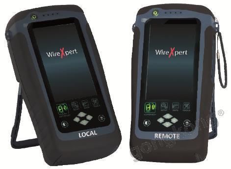 德國softing WireXpert 500-Plus 銅纜和光縴認證儀