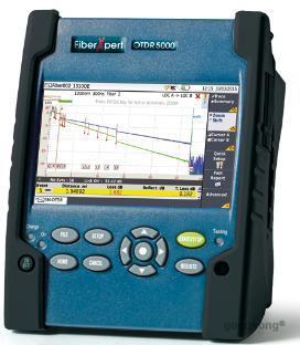 德国softing FiberXpert OTDR 5000 光纤线缆认证仪