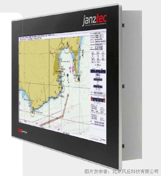 Janztec emVIEW-26/M 用于海事应用的PC平板