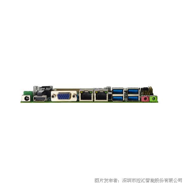 eip EP-4380賽揚3855U雙核 視覺檢測數控工業軟路由廣告機主板