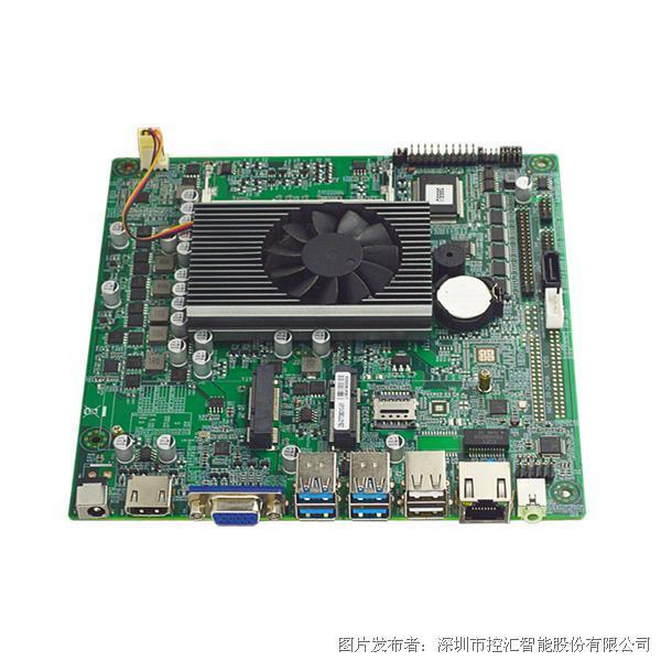 eip EP-7380低功耗嵌入式板载工控主板服务器主板