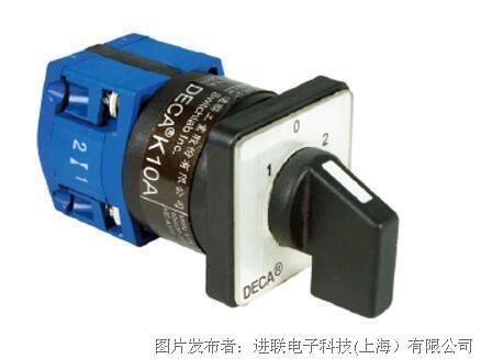 進聯 K10 把手式凸輪開關 (Handle Type Cam Switch)
