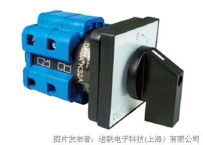 進聯K32 把手式凸輪開關 (Handle Type Cam Switch)