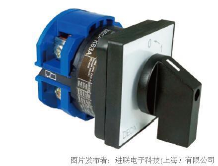進聯K63 把手式凸輪開關 (Handle Type Cam Switch)