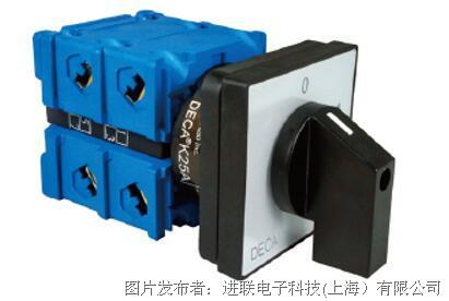 進聯K25 把手式凸輪開關 (Handle Type Cam Switch)