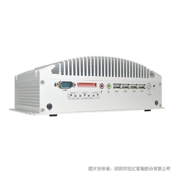 控汇智能MFC-2300无风扇嵌入式工控机