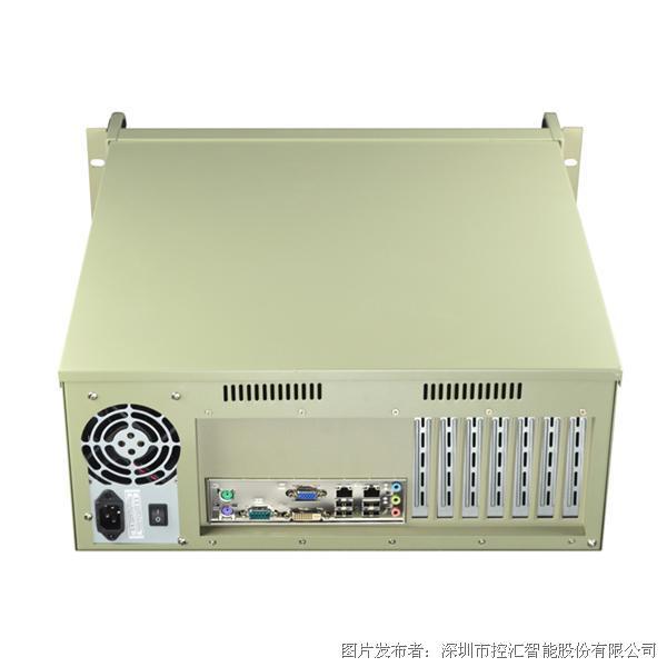 控汇(eip)520 4u工控机主板服务器工业电脑主机GF81/I7-4790