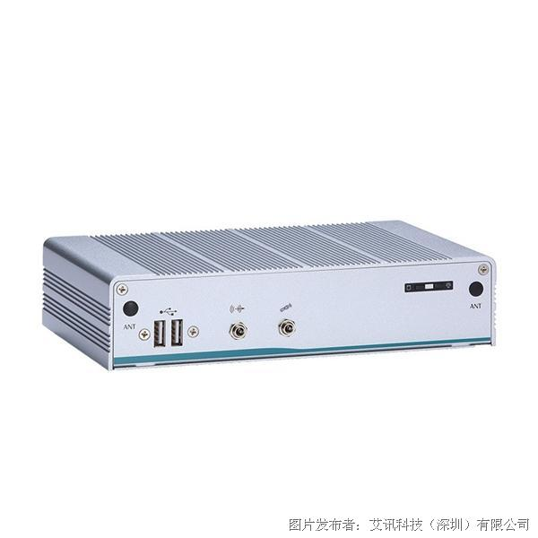 艾訊科技人工智能超薄無風扇嵌入式系統eBOX625-312-FL