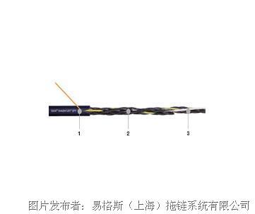 易格斯 chainflex® CF9 高柔性控制電纜