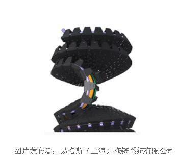 易格斯 twisterband HD——狭小空间中的旋转运动
