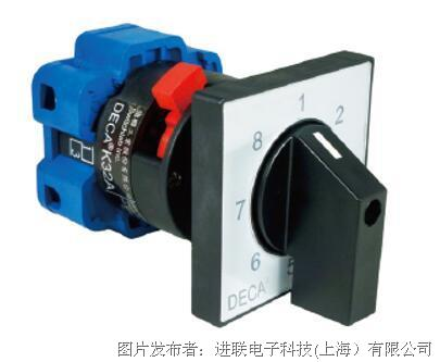 �M� K32 把手式凸��_�P (Handle Type Cam Switch)