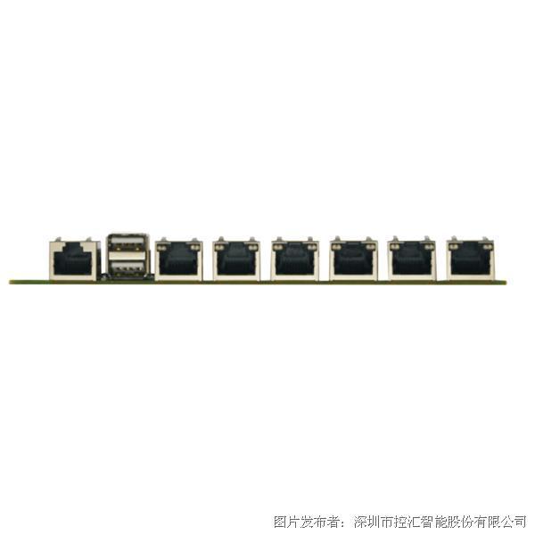 eip ENS-6120 工業級嵌入式主板