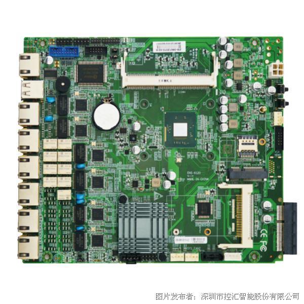 eip ENS-6120 工业级嵌入式主板
