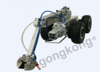 施罗德SINGA350科学环境机器人