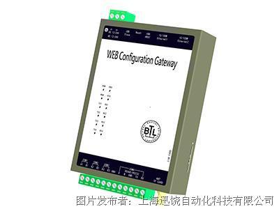 上海迅饶-HMI2004-A9-4G 网关