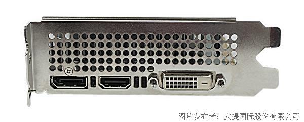 安提國際N1660TI-Q9FX-Nvidia 圖靈PCIE x16圖形顯示卡