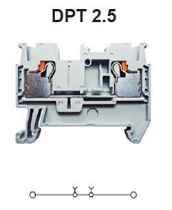 进联DPT 1.5/3接线端子
