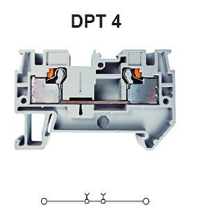进联DPT 2.5/3接线座