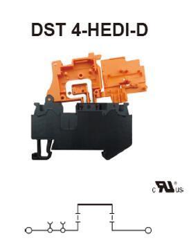 进联DST 4-HEDI-D接线座