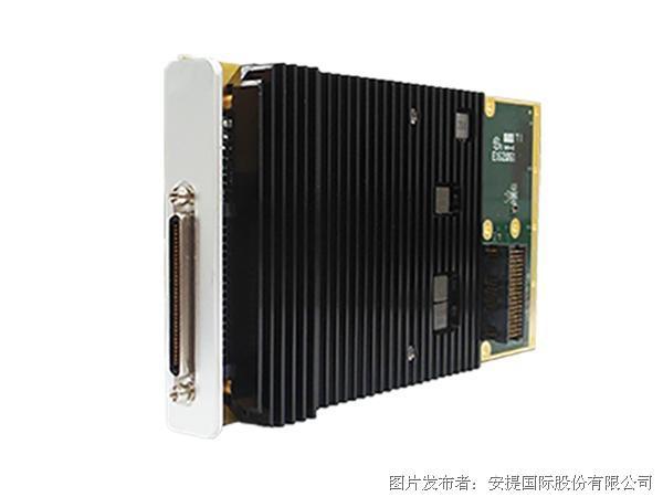 安提国际X3N1050TI-LFA-Nvidia Pascal强固型XMC GPU板