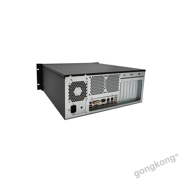 桦汉科技CES-4H11-A21A高效能多扩展工控机