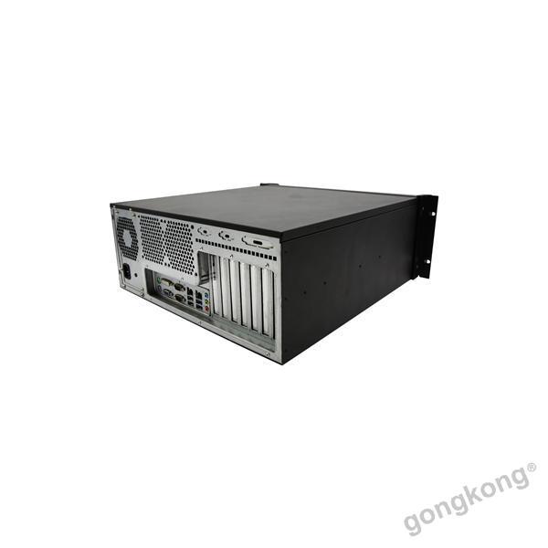 桦汉科技CES-4H81-A220 高效能多扩展工控机