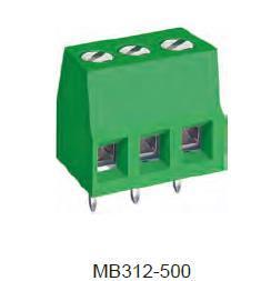 进联MB312-500 一体式端子连接器